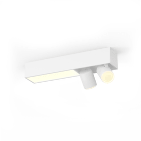 CENTRIS WHITE & COLOR AMBIANCE Spot Philips hue 421428000002 Dimensions L: 40.8 cm x P: 8.5 cm x H: 12.7 cm Couleur Blanc Photo no. 1