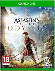 XONE - Assassin's Creed Odyssey D Box 785300156994 N. figura 1