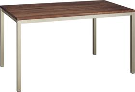 ALEXIS II Table 402399715004 Dimensions L: 140.0 cm x P: 80.0 cm x H: 75.0 cm Couleur Noyer Photo no. 1