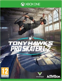Xbox One - Tony Hawk`s Pro Skater 1&2 D Box 785300153069 Langue Allemand Plate-forme Microsoft Xbox One Photo no. 1
