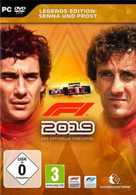 PC - F1 2019 Legends Edition D Box 785300144636 Bild Nr. 1