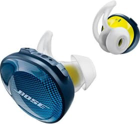 SoundSport Free - Bleu/jaune Casque In-Ear Bose 772782400000 Photo no. 1