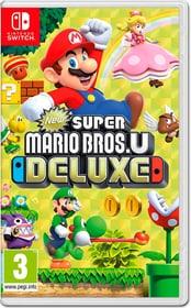 NSW - New Super Mario Bros. U Deluxe Box Nintendo 785300159202 N. figura 1