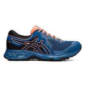 Gel Sonoma 4 GTX Damen-Runningschuh Asics 492860639022 Farbe dunkelblau Grösse 39 Bild-Nr. 1