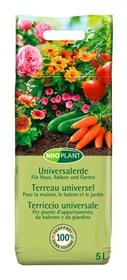 Universalerde, 5 l Universalerde Mioplant 658105100000 Bild Nr. 1