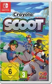 NSW - Crayola Scoot D Box 785300154397 N. figura 1