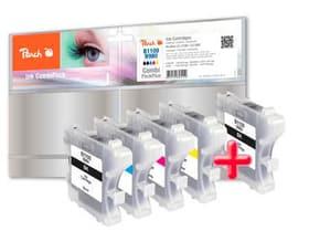 Combi PackPlus pour LC-1100XL/980XL Cartouche d'encre Peach 785300124654 Photo no. 1