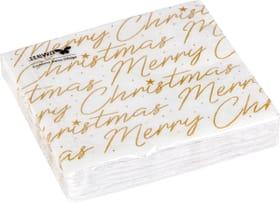 CHRISTMAS Tovaglioli di carta 445001000000 N. figura 1