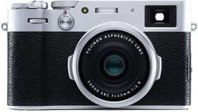 X100V Silver Appareil photo compact FUJIFILM 793443500000 Photo no. 1