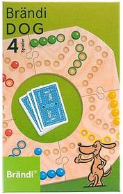 Brändi Dog 4er Set Gesellschaftsspiel 748953600000 Bild Nr. 1