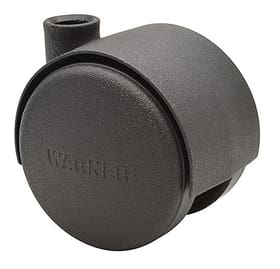 Rotella doppia D40 mm Ruota per mobili Wagner System 606429600000 N. figura 1