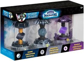 Skylanders Imaginators - Crystals 3er Pack 4 (Dark, Magic, Undead)