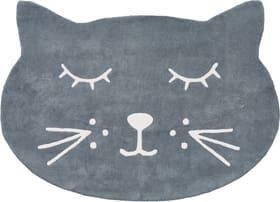 MIA Tappeto 412012610480 Dimensioni L: 100.0 cm x P: 140.0 cm Colore grigio N. figura 1