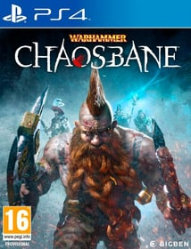 PS4 - Warhammer Chaosbane D/F Box 785300142227 Photo no. 1