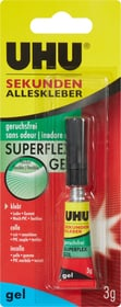 Sekunden Alleskleber geruchsfrei Superflex Sekundenkleber + Alleskleber Uhu 663055400000 Bild Nr. 1