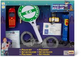Theo Polizei-Set 10-teilig