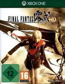 Xbox One - Final Fantasy Type-0 HD Box 785300122501 Photo no. 1