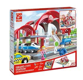 Stazione di una grande città (FSC®) Hape Set di giocattoli Hape 747360200000 N. figura 1