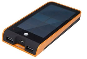 AM118 Basalt Solar Charger