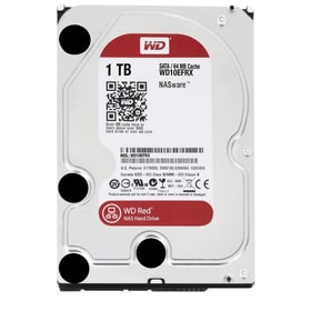 Red 1TB NAS SATA HDD NAS Western Digital 785300124384 Bild Nr. 1