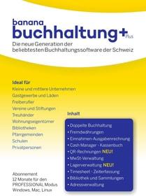 Banana Comptabilité Plus [PC/Mac/Linux] (D) Software 785300154814 Photo no. 1