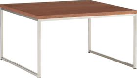 AVO Table basse 402143500000 Dimensions L: 65.0 cm x P: 65.0 cm x H: 37.0 cm Couleur Nussbaum furniert Photo no. 1