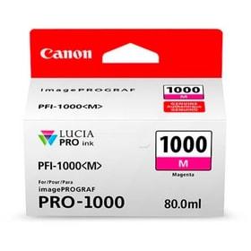 PFI-1000  magenta Cartouche d'encre Canon 785300126465 Photo no. 1