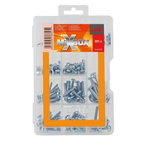 Mixbox Medium metrische Schrauben Set suki 601592100000 Bild Nr. 1