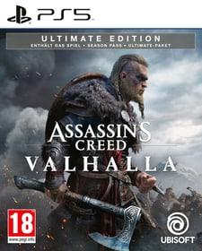 Assassin's Creed Valhalla - Ultimate Edition Box PlayStation 5 785300154851 Bild Nr. 1