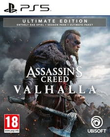 PS5 - Assassin's Creed Valhalla - Ultimate Edition Box PlayStation 5 785300154851 Photo no. 1