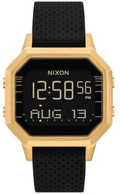 Siren SS Gold Black LH 36 mm Montre bracelet Nixon 785300137064 Photo no. 1