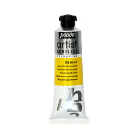 Pébéo Acrylic Extrafine Pebeo 663509035600 Colore Cian N. figura 1