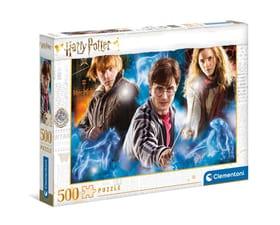 Puzzle Harry Potter 500 pcs. Puzzles Clementoni 747377200000 Photo no. 1
