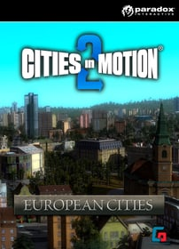 PC - Cities in Motion 2: Europ Cit Exp. Pa Download (ESD) 785300133364 Bild Nr. 1