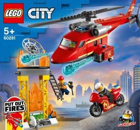 60281 Feuerwehrhubschrauber LEGO® 748752800000 Bild Nr. 1