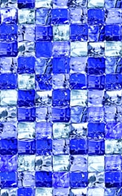 Glasfolie statisch haftend Ice Cube D-C-Fix 665878300000 Bild Nr. 1