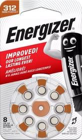 312 (8Stk.) Hörgerätebatterie Energizer 792206200000 Bild Nr. 1