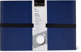 Set da tavola 2pz Cucina & Tavola 700368000040 Colore blu N. figura 1