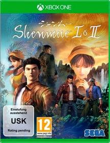 Xbox One - Shenmue I & II (D) Box 785300135232 Lingua Tedesco Piattaforma Microsoft Xbox One N. figura 1