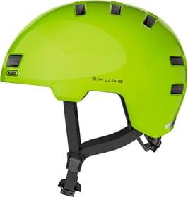 Skurb Casque de vélo Abus 465219752055 Taille 52-56 Couleur jaune néon Photo no. 1