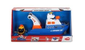 Explorer Boat