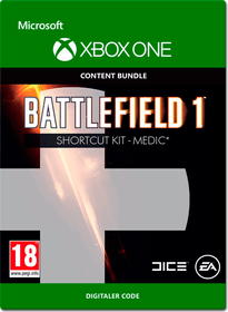 Xbox One - Battlefield 1: Shortcut Kit: Medic Bundle Download (ESD) 785300138673 Photo no. 1