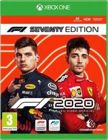 F1 2020 - Seventy Edition Box 785300152927 Lingua Italiano Piattaforma Microsoft Xbox One N. figura 1