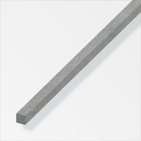 Barra quadrata 4 x 4mm acci. trafilato 1m alfer 605121200000 N. figura 1