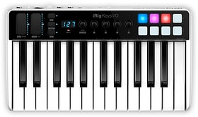 iRig Keys I/O 25 MIDI Keyboard Controller IK Multimedia 785300153241 Bild Nr. 1