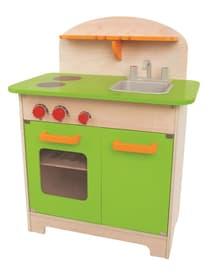 Gourmet Küche Grün