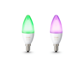 White & Color Ambiance Leuchtmittel Philips hue 615128600000 Bild Nr. 1