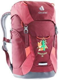 Waldfuchs 14 Kinder-Rucksack Deuter 466235500088 Grösse Einheitsgrösse Farbe bordeaux Bild-Nr. 1