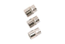 Set di chiavi a bussola Comfort da 3 pz. Lux 601434200000 Taglio 11 - 13 mm N. figura 1