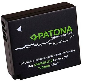 Patona Premium Panasonic DMW-BLG10 accu Patona 793189900000 Photo no. 1